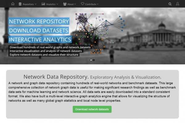 network repository